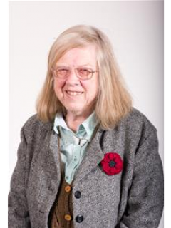 Photograph of Cllr Eleanor Jackson