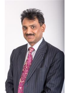 Photograph of Cllr Dr Kumar