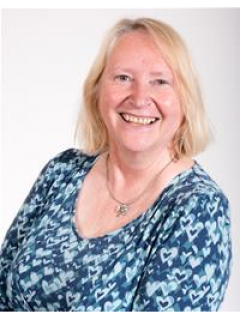 Photograph of Cllr Manda Rigby