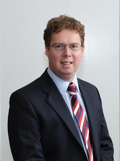 Photograph of Cllr Giles  Morgan
