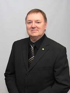 Photograph of Cllr Alun  Lenny