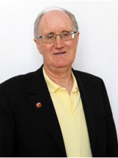 Photograph of Cllr Ken Lloyd