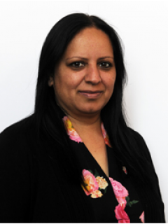 Photograph of Cllr Shahana Najmi