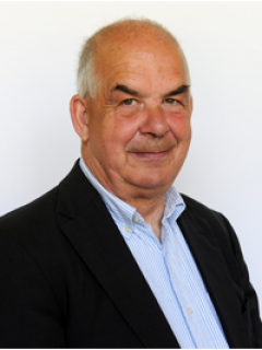 Photograph of Cllr John Prosser