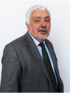 Photograph of Cllr Dai Thomas