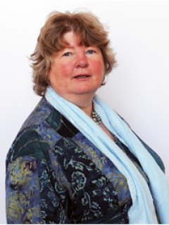 Photograph of Cllr Jean Lewis