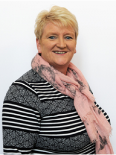 Photograph of Cllr Linda  Evans