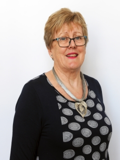 Photograph of Cllr Hazel  Evans