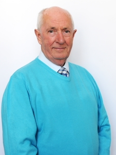 Photograph of Cllr Irfon  Jones