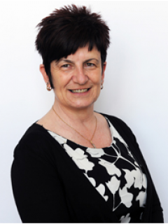 Photograph of Cllr Jeanette Gilasbey