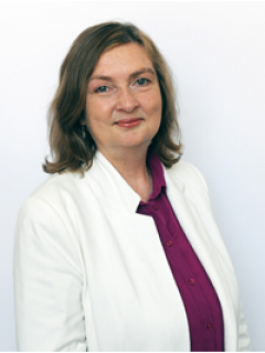 Photograph of Cllr Tina Higgins