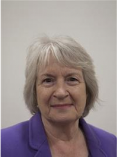 Cllr Veronica Crick