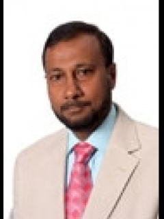 Photograph of Cllr Khales Uddin Ahmed
