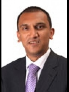 Photograph of Cllr Shahed Ali