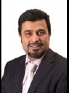 Photograph of Cllr Abdul Asad