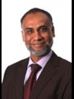 Photograph of Cllr Shafiqul Haque