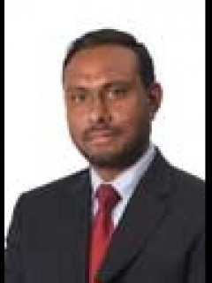 Photograph of Cllr Aminur Khan