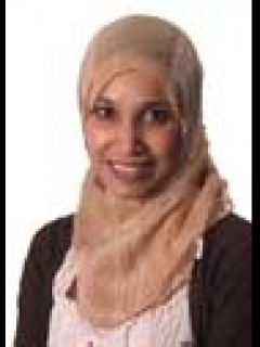 Photograph of Cllr Rabina Khan
