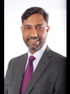 Photograph of Cllr Gulam Robbani