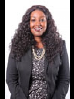 Photograph of Cllr Amina Ali