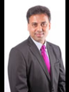 Photograph of Cllr Suluk Ahmed