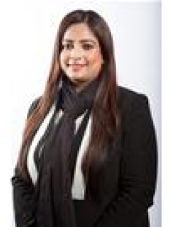 Photograph of Cllr Sabina Akhtar