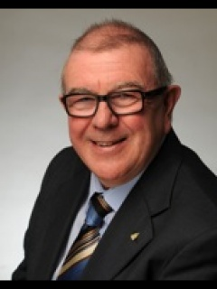 Photograph of Cllr Archie Graham (Labour)