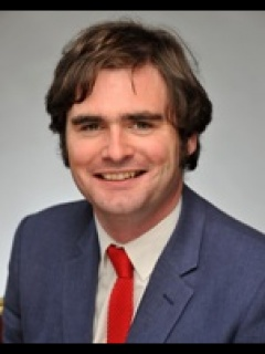 Photograph of Cllr Matt Kerr (Labour)