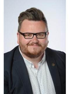 Photograph of Cllr David McDonald (SNP)