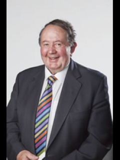 Cllr R.J. Dutton, OBE