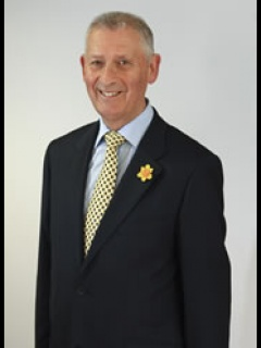 Cllr Hugh Jones