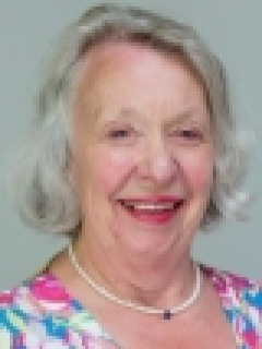 Cllr Mary Huggins