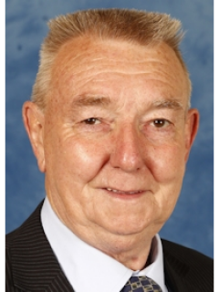 Photograph of Cllr Robert William Gough