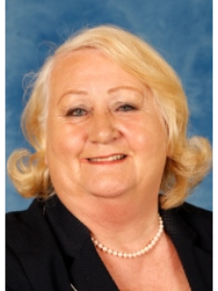 Cllr Mrs Barbara Avril Jones