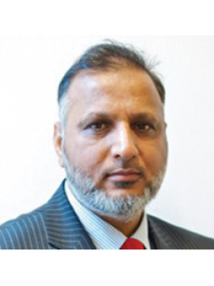 Photograph of Cllr Shaukat Ali