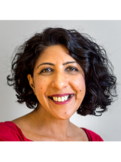 Photograph of Cllr Zahra Alijah