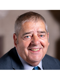Photograph of Cllr Glyn Evans