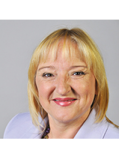 Photograph of Cllr June Hitchen