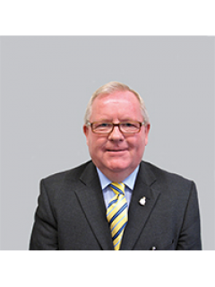 Photograph of Cllr Thomas Judge