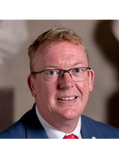 Photograph of Cllr Nigel Murphy