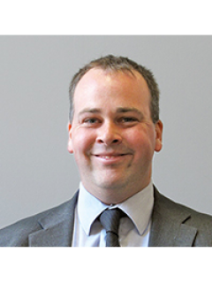 Photograph of Cllr Matt Strong