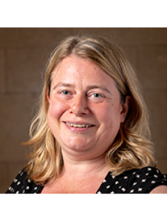 Photograph of Cllr Annette Wright