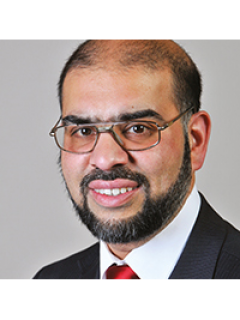 Photograph of Cllr Rabnawaz Akbar