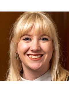 Photograph of Cllr Becky Chambers