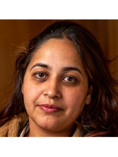 Photograph of Cllr Shazia Butt