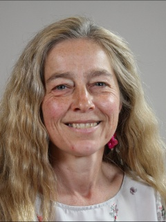 Photograph of  Cllr Allison Bucknell