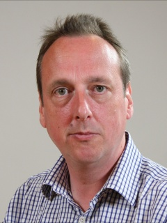 Photograph of  Cllr Ian Thorn