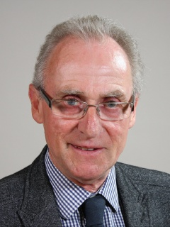 Photograph of  Cllr Tony Trotman