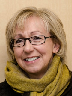 Photograph of  Cllr Bridget Wayman