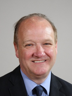 Photograph of  Cllr Philip Whitehead